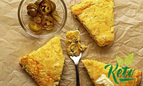 Рецепт кукурузного хлеба.