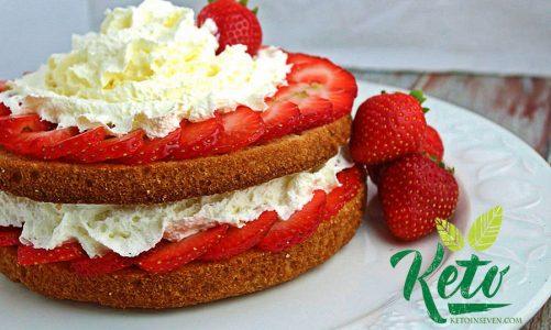 Рецепт пирога с ягодами.